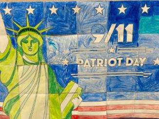 Photographs of Patriot Day - September 2021